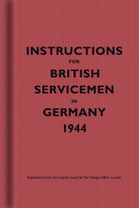 British servicement instructions