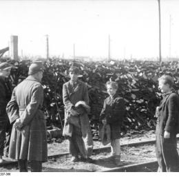 Caught stealing coal, Berlin, 1946. Bundesarchiv, Bild 183-N0207-366 / Donath, Otto / CC-BY-SA 3.0