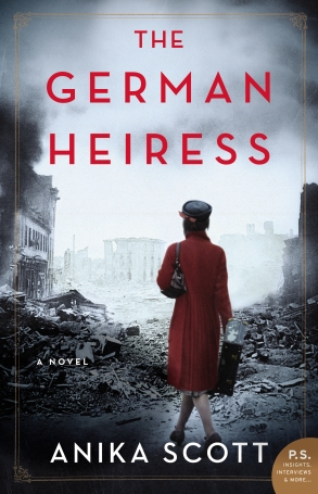 Final Cover_German Heiress